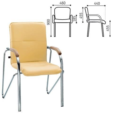 Samba - кресло для приемных и переговорных.