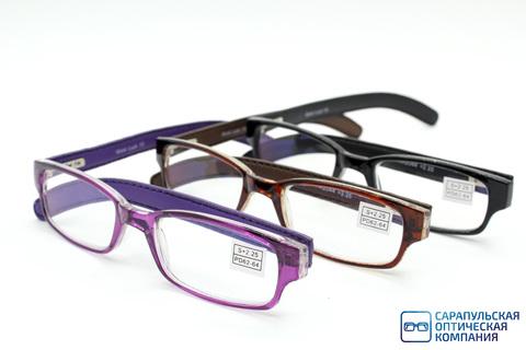 Очки готовые для зрения GOOD LUCK HA2044