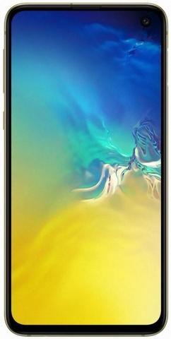 Смартфон Samsung Galaxy S10e 6/128GB (Цитрус)