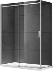 Душевой уголок Gemy Modern Gent S25191B-A6-90 150х90 см