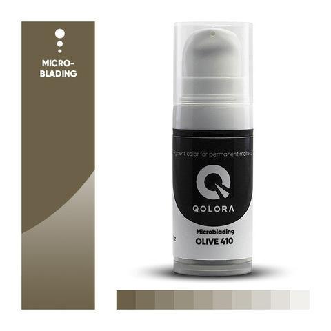 Qolora Olive 410 (Оливковый)