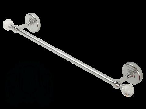 Полотенцедержатель 60см.  Migliore Amerida ML.AMR-60.422 Swarowski