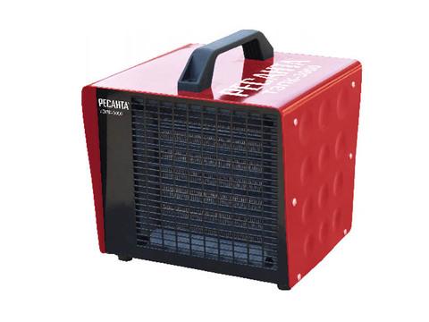 Тепловая электрическая пушка РЕСАНТА ТЭПК-3000 (керам.нагревательный элемент)