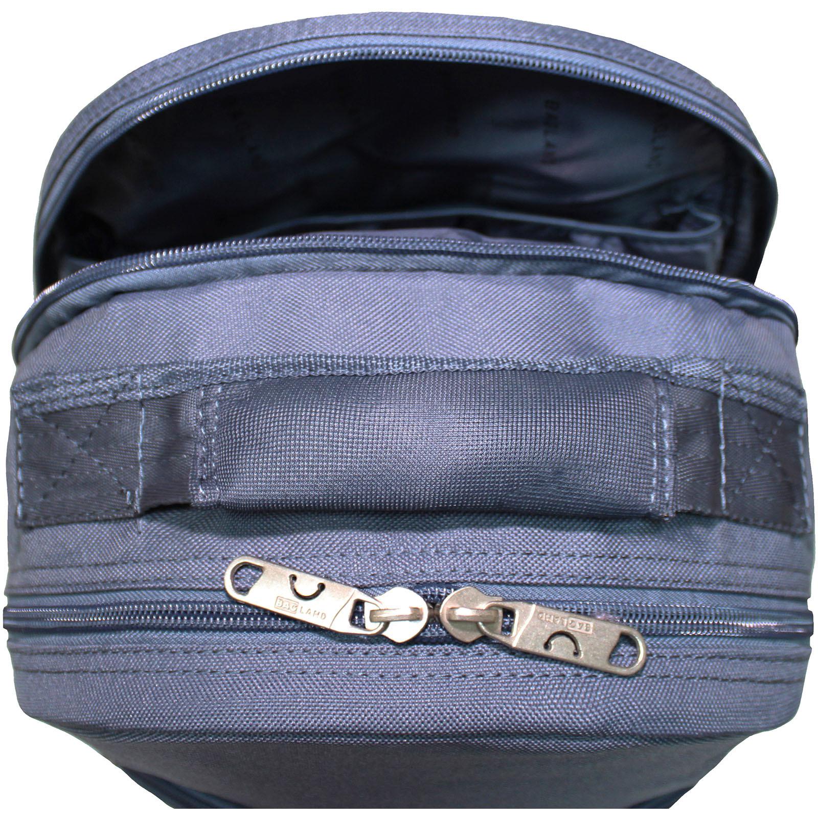 Рюкзак Bagland UltraMax 20 л. Темно серый (00534662)