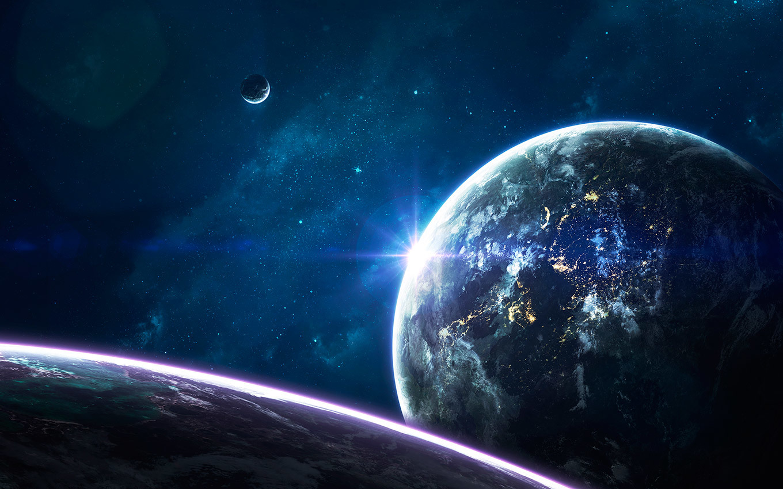 Три планеты