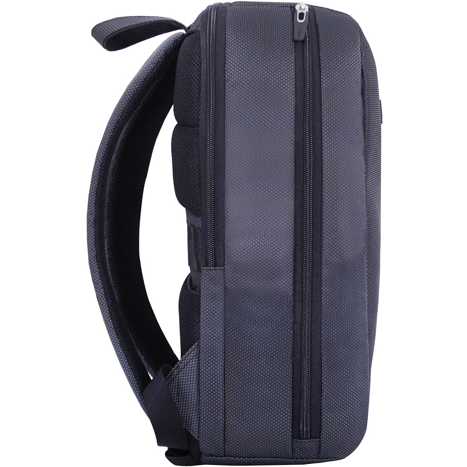 Рюкзак для ноутбука Bagland Joseph черный (00127169) фото 2
