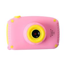 Фотоаппарат детский SmileZoom Мишка 20 Мп / Оранжевый + без чехла