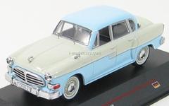 Sachsenring P240 light blue-white 1958 IST011 IST Models 1:43