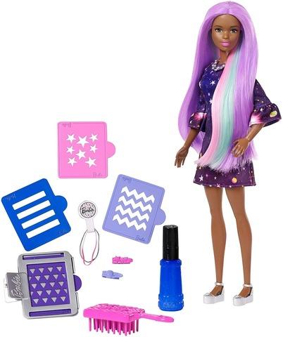Набор с куклой Барби Волшебство причёски