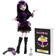Mattel Monster High Элизабет