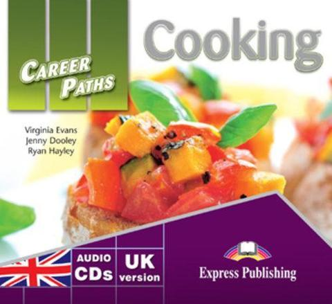 COOKING Class Cds (set of 2)