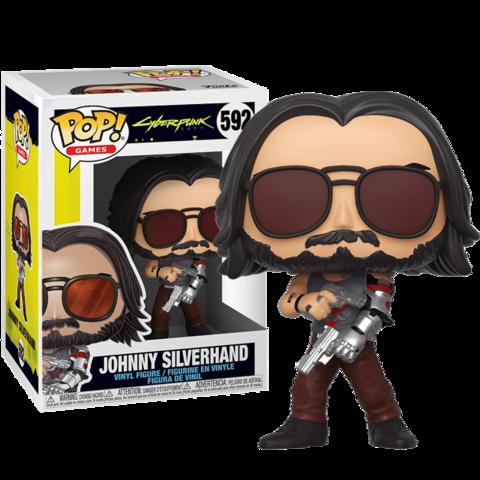Фигурка Funko Pop! Games: Cyberpunk 2077 - Johnny Silverhand
