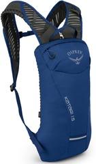Рюкзак велосипедный Osprey Katari 1.5 Cobalt Blue