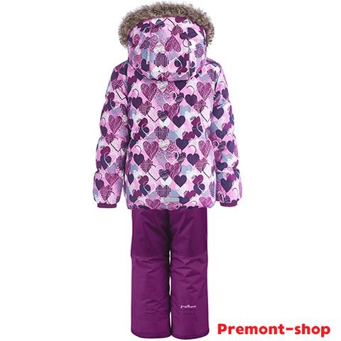 Детский комплект Premont Зимняя клюква WP81210 Pink