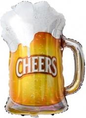 К Мини-фигура, Пиво в кружке, 13''/33см. / 5 шт. /