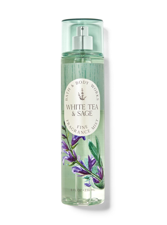 Спрей для тела Bath&BodyWorks White Tea and Sage 236 мл