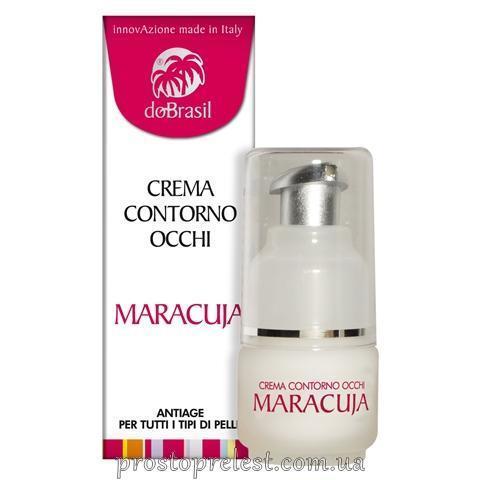 Dobrasil crema contorno occhi maracuja - Крем для кожи вокруг глаз от морщин с маслом маракуйи