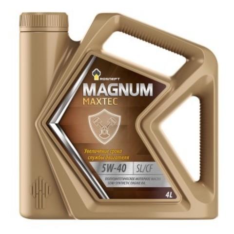 Rosneft Magnum Maxtec 5W-40