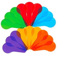 18 шт. Цветное весло Learning Resources