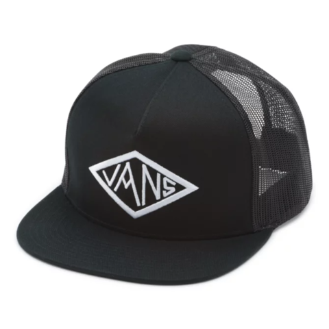 Кепка VANS MN DAK DIAMOND TRUCK Black