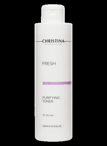 Christina Очищающий тоник для сухой кожи | Fresh Purifying Toner