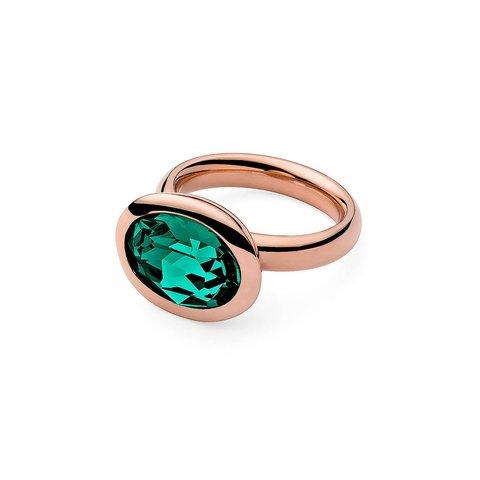 Кольцо Tivola Emerald 17.8 мм 631585/17.8 G/RG