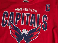 Футболка NHL Washington Capitals № 8