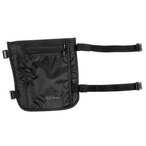 Картинка кошелек Tatonka Skin Secret Pocket black - 1