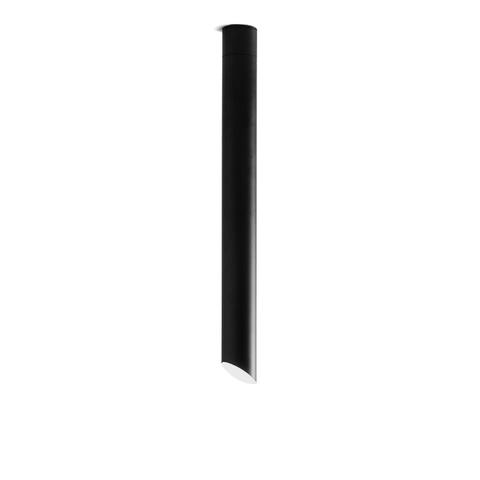 Потолочный светильник копия 45° by Vibia (H60, черный)