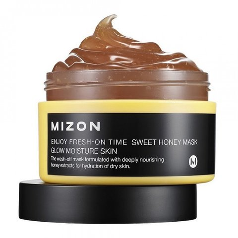 Enjoy Fresh-On Time Sweet Honey Mask