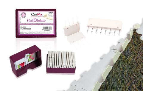 KnitPro Комплект для блокировки шалей