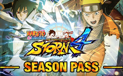 NARUTO SHIPPUDEN: Ultimate Ninja STORM 4 - Season Pass (для ПК, цифровой ключ)