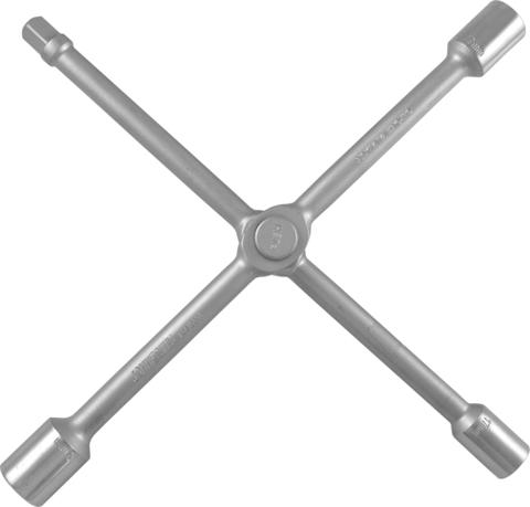 AG010098 Ключ баллонный крестообразный 17х19х21x1/2