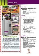 Cooking. teacher's guide