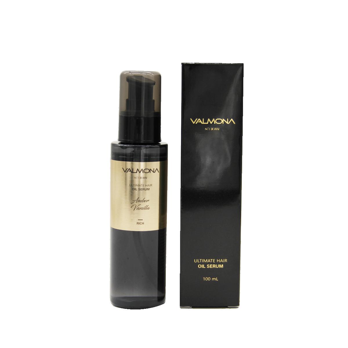 Valmona Ultimate Hair Oil Serum Vanila