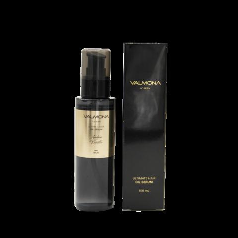 Valmona Сыворотка для волос Ваниль Ultimate Hair Oil Serum 100ml