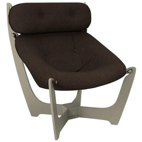 Кресло для отдыха Комфорт Модель 11 серый ясень/Malta 15A