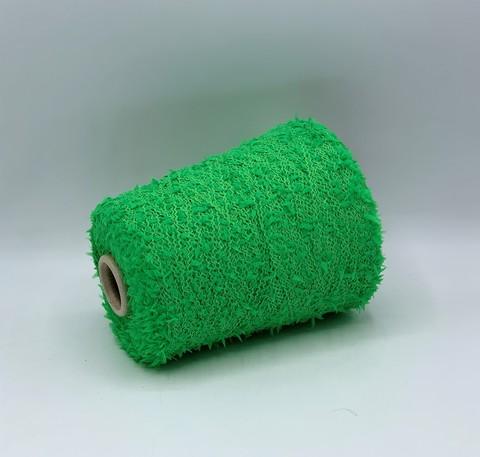 Бобинная пряжа Be.Mi,Va (пр.Италия),art-doreen fix 420м/100гр,100%Полиамид, цвет-Зеленый, арт.9359