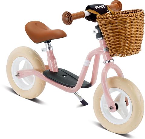 Беговел Puky LR M Classic 4094 retro pink ретро розовый, 2+