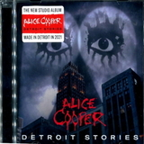 Alice Cooper / Detroit Stories (CD)