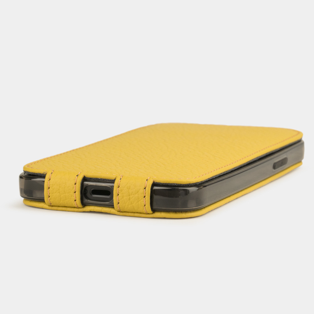 Case for iPhone 12 mini - yellow