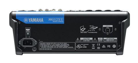 Аналоговые Yamaha MG12XU