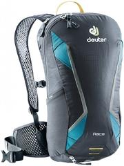 Deuter Race 8 Graphite-Petrol - рюкзак велосипедный