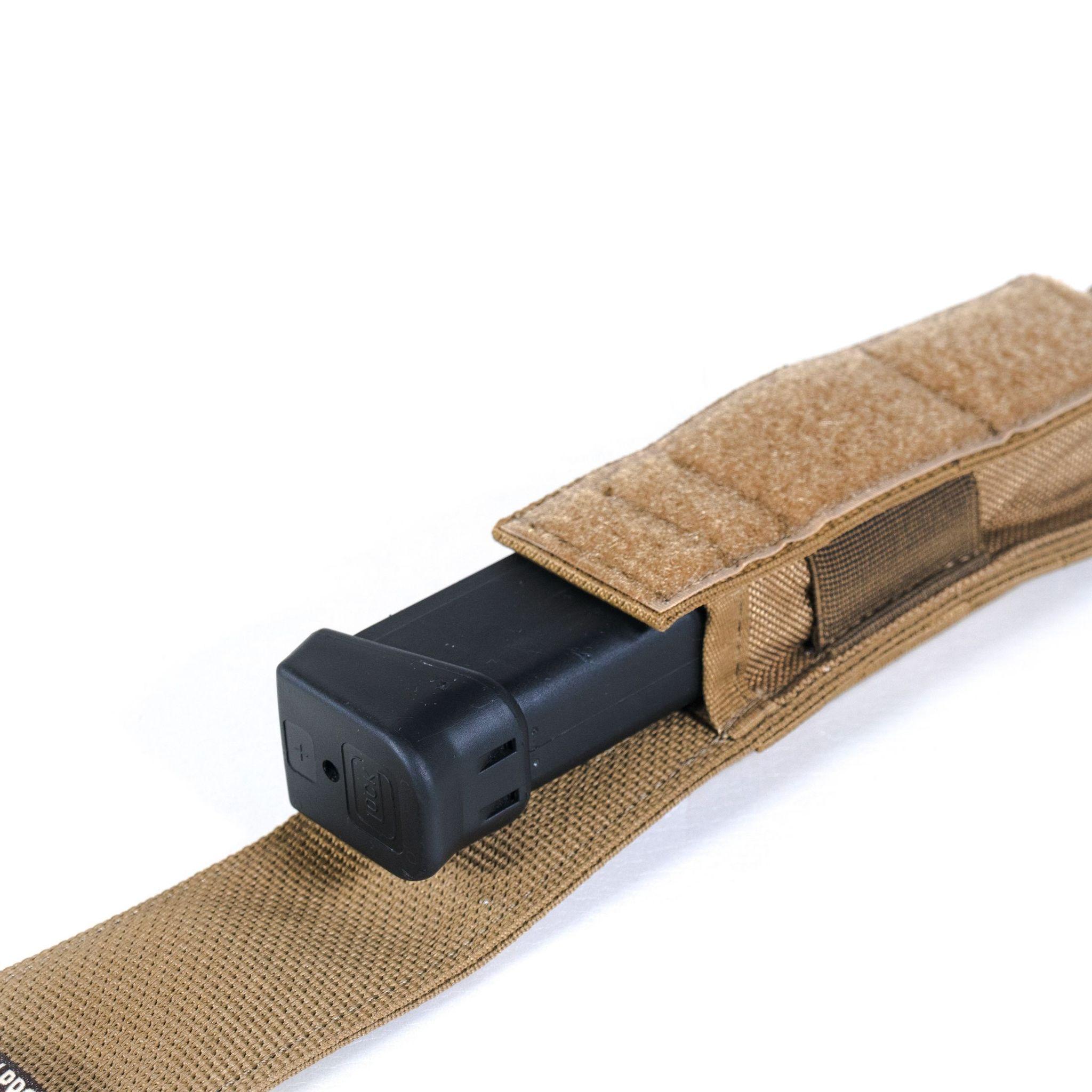 Подсумок под 30-зарядный магазин к пистолету-пулемету Стич Профи