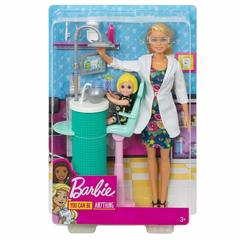 Набор игровой Barbie Кем быть Дантист
