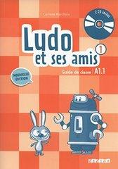 Ludo et ses amis  1 NEd Guide de classe + 2 CD ...