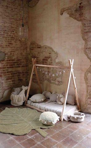 Ковер Lorena Canals Monstera Olive (120 х 180)