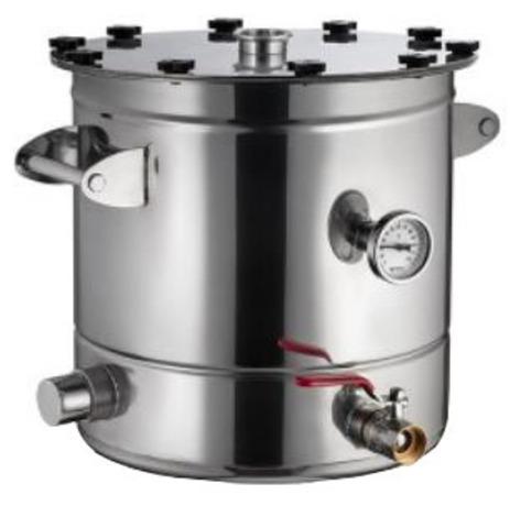 Перегонный куб AquaGradus Универсал объем 50 литров (на болтовых соединениях)