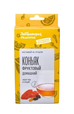 """Набор для настаивания """"Коньяк фруктовый домашний"""" на 1 л напитка"""