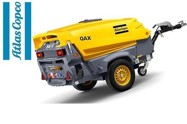 Дизельная электростанция (генератор) Atlas Copco QAX 12